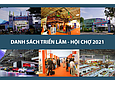 INDUSTRIAL EXHIBITION 2021 LIST